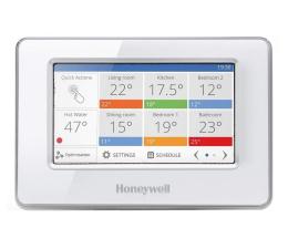 Sterowanie ogrzewaniem Honeywell Evohome console Moduł sterujący