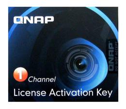 Licencja / gwarancja do NAS QNAP Licencja Camera License Pack (1 dodatkowa kamera)