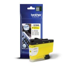 Tusz do drukarki Brother LC3239XLY h-yield yellow 5000str.
