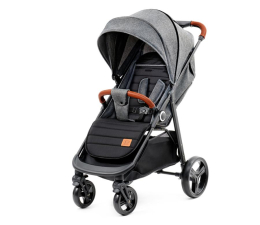 Wózek spacerowy Kinderkraft Grande Grey