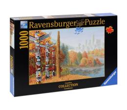 Puzzle 1000 - 1500 elementów Ravensburger Dwa światy