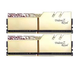 Pamięć RAM DDR4 G.SKILL 16GB (2x8GB) 4600MHz CL18 TridentZ Royal Gold
