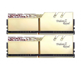 Pamięć RAM DDR4 G.SKILL 16GB (2x8GB) 3600MHz CL18  TridentZ Royal Gold