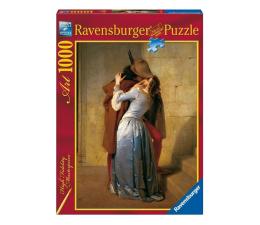 Puzzle 1000 - 1500 elementów Ravensburger Hayez Pocałunek