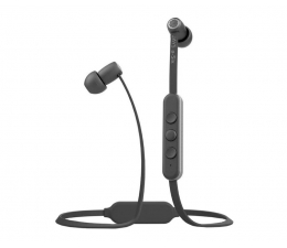 Słuchawki bezprzewodowe Jays a-Six Wireless szaro-srebrny
