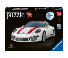 Puzzle do 500 elementów Ravensburger 3D Porsche 108 el.