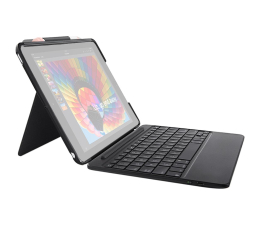 "Etui na tablet Logitech Slim Combo NEW iPad 9.7"" Graphite"