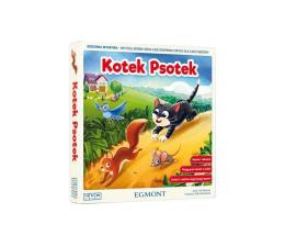 Gra dla małych dzieci Egmont Kotek Psotek