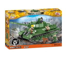 Klocki Cobi Small Army Rudy T34/85 Czterej Pancerni i Pies