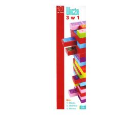 Gra zręcznościowa Albi Wieża 3w1