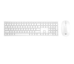 Zestaw klawiatura i mysz HP Pavilion Wireless Keyboard & Mouse 800 (biały)