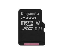 Karta pamięci microSD Kingston 256GB microSDXC Canvas Select 80MB/s C10 UHS-I