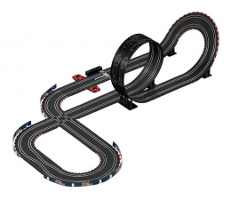 Pojazd / tor i garaż Carrera Flying Racers