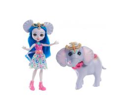 Lalka i akcesoria Mattel Enchantimals Lalka z dużym zwierzątkiem Słoń