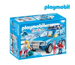 Klocki PLAYMOBIL ® PLAYMOBIL Auto z boxem dachowym
