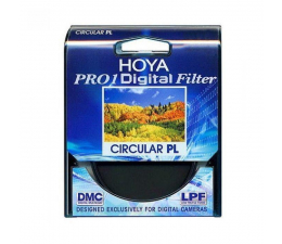 Filtr fotograficzny Hoya PL-CIR Pro1D 72 mm