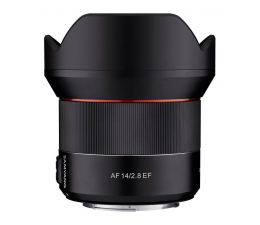 Obiektywy stałoogniskowy Samyang AF 14mm F2.8 EF Canon