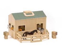 Zabawka drewniana Melissa & Doug Przenośna składana Stajnia