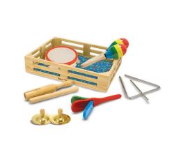 Zabawka drewniana Melissa & Doug Zestaw instrumentów muzycznych