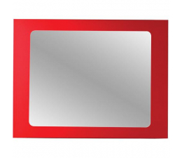 Akcesorium do obudowy Bitfenix Panel boczny z oknem do Prodigy M czerwony