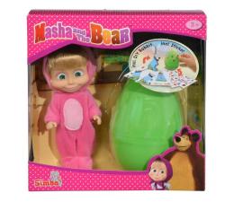 Lalka i akcesoria Simba Masza i Niedźwiedź Króliczek z jajkiem