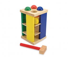 Zabawka drewniana Melissa & Doug Drewniana wieża