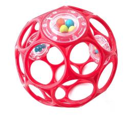 Zabawka dla małych dzieci Dumel Oball Kuleczki Czerwony 11483