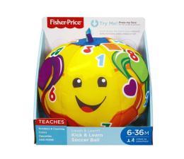 Zabawka dla małych dzieci Fisher-Price Wesoła Piłka Nożna