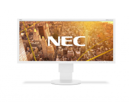 "Monitor LED 29"" Nec MultiSync EA295WMi biały"