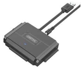 Kontroler Unitek Mostek USB 3.0 do SATA II i IDE