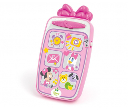 Zabawka interaktywna Clementoni Disney Smartfon Myszki Minnie