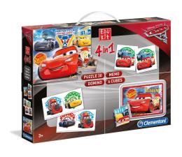 Zabawka edukacyjna Clementoni Disney Edukit 4w1 Cars