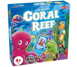 Gra dla małych dzieci Tactic Coral Reef