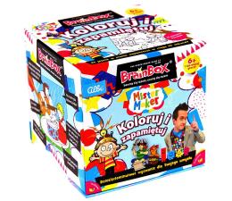 Gra dla małych dzieci Albi BrainBox Koloruj i zapamiętuj