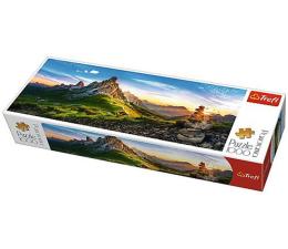Puzzle 500 - 1000 elementów Trefl Passo di Giau, Dolomity