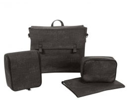 Akcesoria do wózków Maxi Cosi Torba Modern Nomad Black
