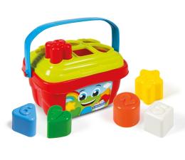 Zabawka dla małych dzieci Clementoni Koszyk kształtów i kolorów