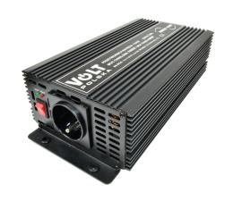 Przetwornica samochodowa VOLT Przetwornica samochodowa sinus 1000 VA / 800W 12V
