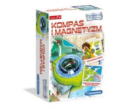 Zabawka edukacyjna Clementoni Kompas i magnetyzm