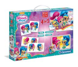 Zabawka edukacyjna Clementoni Edukit 4w1 Shimmer i Shine