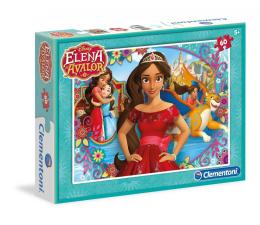 Puzzle dla dzieci Clementoni Puzzle Disney Elena di Avalor 60 el.