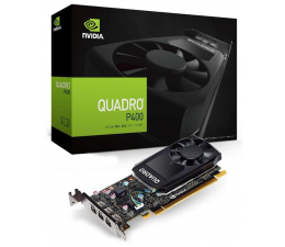 Karta graficzna NVIDIA PNY Quadro P400 DVI 2GB GDDR5