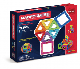 Klocki Magformers Basic 26 el.
