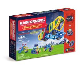 Klocki Magformers Vehicle transform zestaw 54 el.