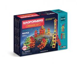 Klocki Magformers Creator Landmark 100 el.