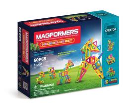 Klocki Magformers Creator Neon Color zestaw 60 el.