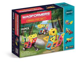 Klocki Magformers Creator Magic Pop zestaw 25 el.