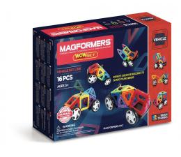Klocki Magformers Vehicle Wow 16 el.