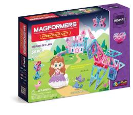 Klocki Magformers Inspire princess zestaw 56 el.