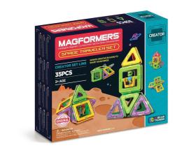 Klocki Magformers Creator space traveler 35 el.